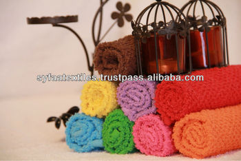 Malaysia Hot Cotton Terry Towels