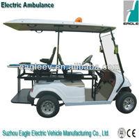 Special Electric ambulance golf car for cruiser, EG2028TB1