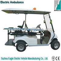 Special Electric Ambulance Golf Car For