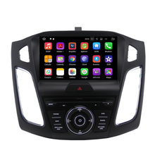 8 inch android 7.1 car gps navigation for Ford Focus car radio player stereo wifi & 3G