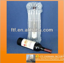 2015 new style promotion 0.5m H PVC inflatable red wine bags