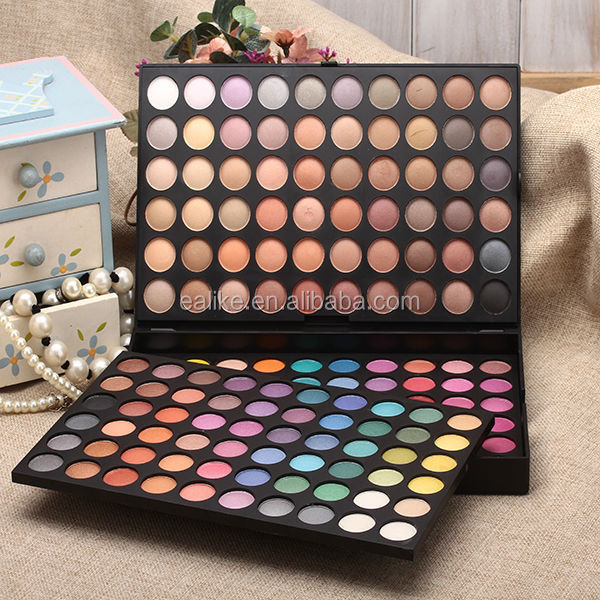 Wholesale 180 colors cool eyeshadow,mineral eyeshadow palette