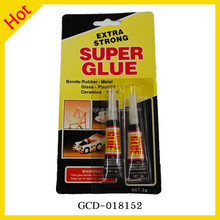 No1 Quality Contact Adhesive 2pc Tubes 100% Cyanoacrylate Shoes Glue