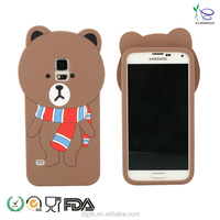 2016 New products universal silicone phone case interesting products from china