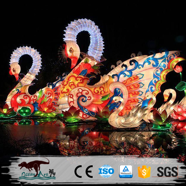OA1100 Paper Lantern Light for Festival/Holiday/Commercial Lantern <strong>Show</strong>