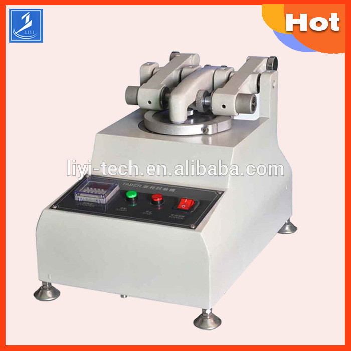 Leather Products TABER Abrasion Tester