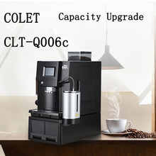 Your family CAFE ABS housing touch screen cappuccino espresso home coffee machine maker