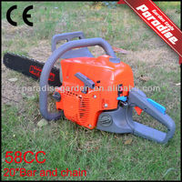 Gasoline Chainsaw PD-8000 Garden Tools Saw 58cc Big Engine