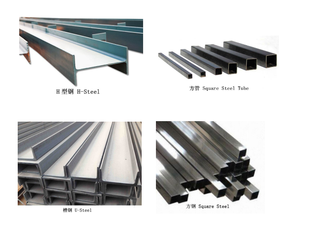 2017 Competitive From China metal building construction projects fabricated steel struction