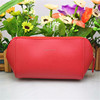High Grade PU Leather Women Mini Handbag Coin Purse with Zipper Travel Pouch Promotional Bags