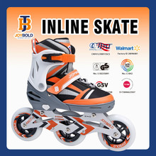 CE EN71 Approved Newest 3 Wheel Roller Skates, Inline Skates, Ice Hockey Skates