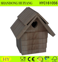 Shabby chic design cheap pet cages wooden bird house