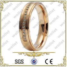 CZ Stone Fake Gold Jewellery Design