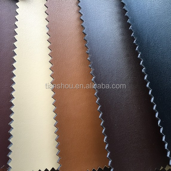 1.8mm 123# micro suede backing 2.5KG color change pu leather