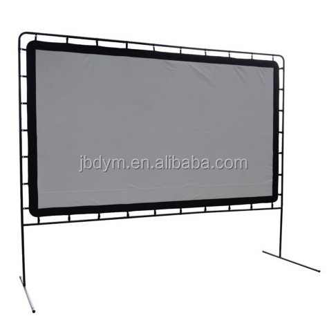 Out Door Movice Screen/Camp Protable Projection Screen/Indoor & Outdoor Portable Movie Projection Screen