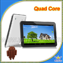 Android 4.4 quad core China made touch screen tablet WS1009
