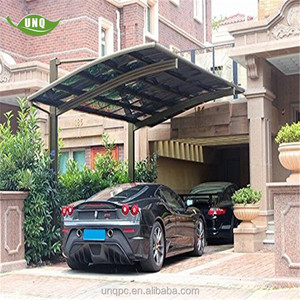 portable metal garage canopy carport car shelter for two car parking