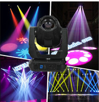 beam projection light 330w led moving spot head light /gobo projectors