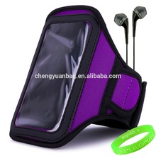 Arm Attched Mobile Phone Case,Neoprene Mobile Phone Bag
