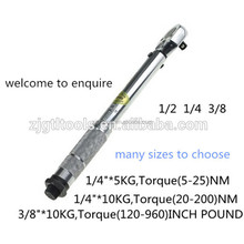 TLW-300 1/2 3/8 1/4 Inch Drive Automatic Click Torque Wrench Drive Click Torque Wrench