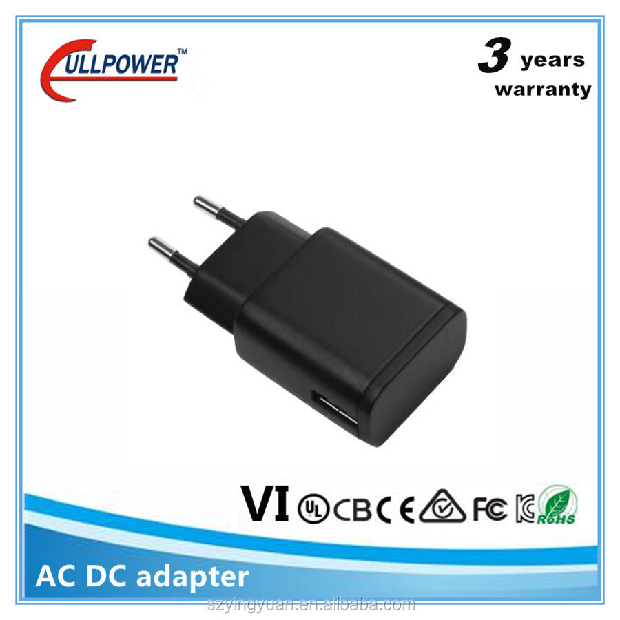 5v 300ma 0.5a 0.6a 1000ma 1a 1.2a ac dc mini usb power adapter charger