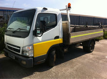 MITSUBISHI CANTER PICK-UP TRUCK