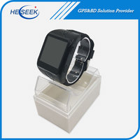 Smart GPS watch tracker for Kids with pedometer and Customizable