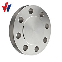 drilled and tapped blind flanges