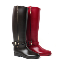 TongPu High Quality Best Selling Sexy Ladies Motorcycles Riding Boots