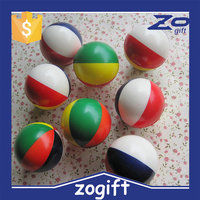 ZOGIFT factory with customized logo bean bag foam balls