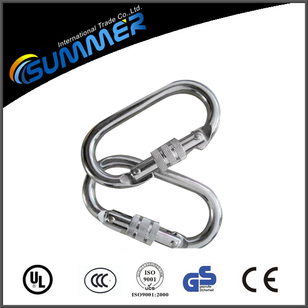 Durable stainless steel snap hook/snap hook clip swivel