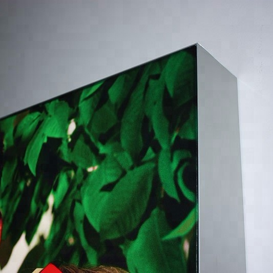 led textile display light box fabric frameless backlit led pvc <strong>plastic</strong> profile light box raw <strong>materials</strong>