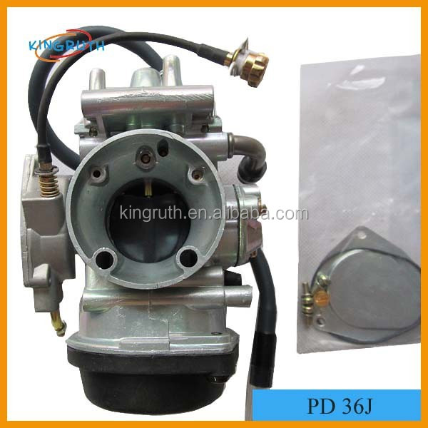 Factory sell ATV carburetorPD36J carburetor 400cc motorcycle top quality atv carburetor