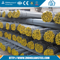 10mm 12mm 16mm HRB400 HRB500 Deform reinforcing steel bar