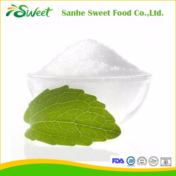 EU Standardized Stevia Extract Stevioside Extract Pure Powder