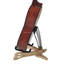 2016 Made in China Wooden Guitar stand for all type guitar, customized guitar stand