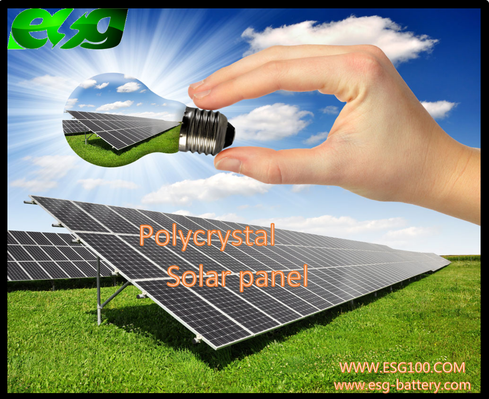 130w poly panels solare on sale commercial solar panel