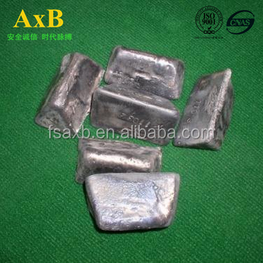 High quality Lanthanum metal 99.9%