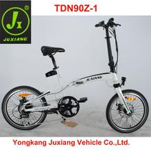 covered electric bicycle