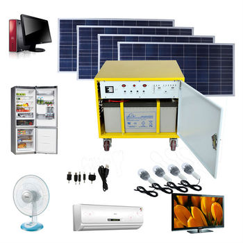 2013 new portable solar generator 600w home solar generator in guangzhou
