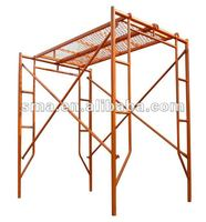 used H frame scaffolding parts