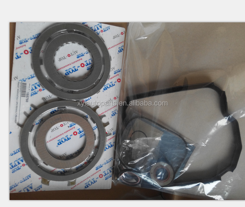 1.6L DPO AL4 Transmission Master Repair Kit for Peugeo Renaul t