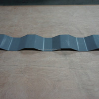 galvanized steel/metal roofing/cladding/siding panels from China