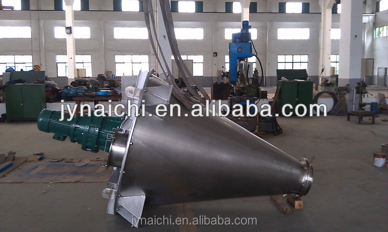 SHJ series Double Auger-sharped mixer