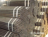 ASTM A53 carbon steel struture tube/erw pipe