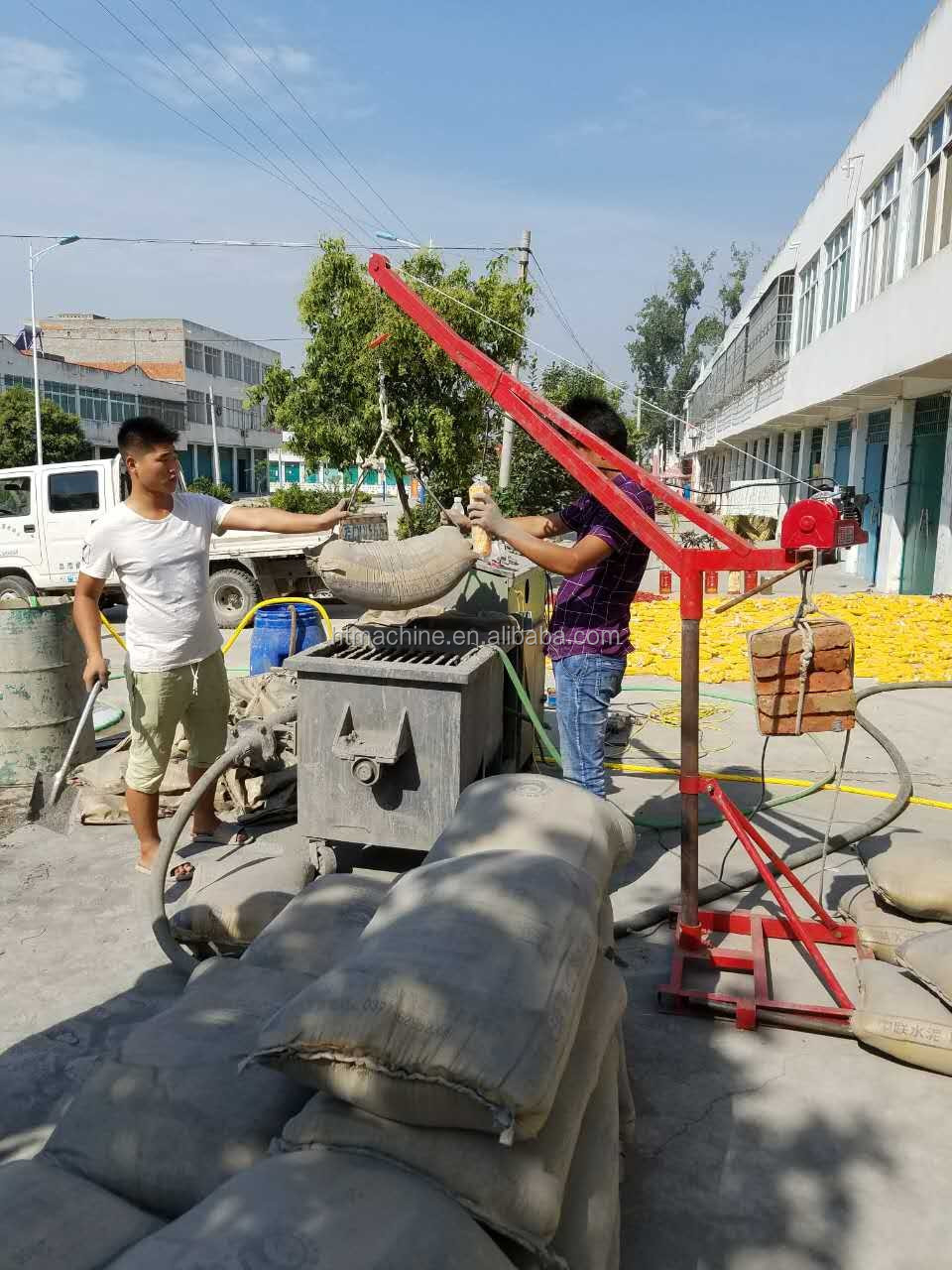 New Tech Foaming And Pumping intergrated Together Hot Sale Cement Foaming Machine