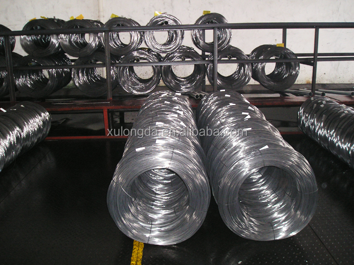 <strong>A</strong> Quality Galvanize Spring <strong>Steel</strong> Galvanize Spring <strong>Steel</strong> Wires