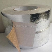 3'' reinforced heat resistant aluminium foil tape for duct