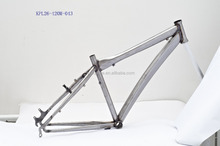 "26"" mountain bike steel frame"
