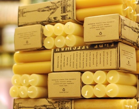 Hot! Hot sale Full Refined Beeswax manufactured in Changge